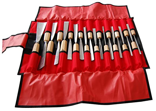 Stubai 9002793813219 Lot de ciseaux à bois Noir