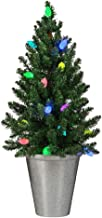 Gemmy Orchestra of Lights 36-in Christmas Tree with Color Changing LED Lights