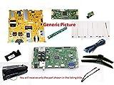 Samsung UN65HU7250 Wi-Fi Module Board with Plastic Cover BN59-01174A WIDT30Q