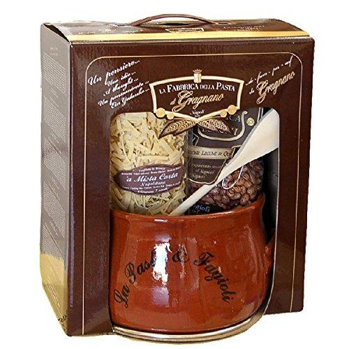 La Fabbrica Della Pasta di Gragnano - Kit Pasta Fagioli