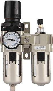 AC3010 03 3/8'Luftkompressor Aluminiumlegierung Druckluftregler 1Mpa Feuchtigkeitsfilter Wasserfilter Inline Filter