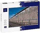 Lais Puzzle Muro de Berlín 200 Piezas