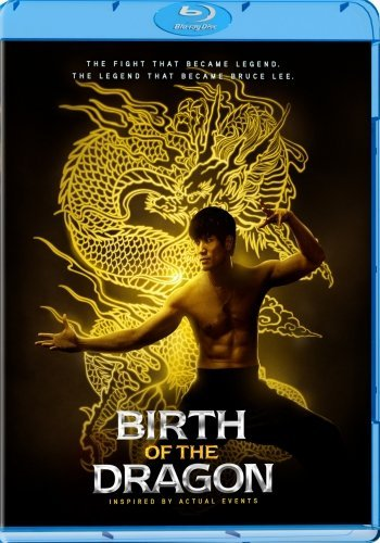 Birth of the dragon (2016) Billy Magnussen, Yu Xia, Philip Ng (George Nolfi) (Bruce Lee)