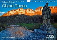 Kulturlandschaft Obere Donau (Wandkalender 2022 DIN A4 quer): Spuren der Geschichte im Oberen Donautal (Monatskalender, 14 Seiten )