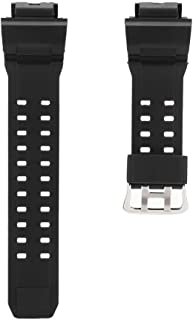 Watch Wrist Band Strap, Soft Resin PU Watches Bands Replacement Fit for G Shock GW-9400