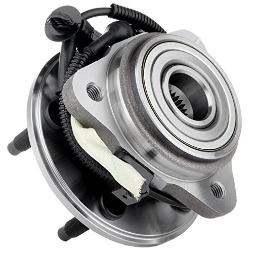 SCITOO Compatible with Front Wheel Hub Bearing Assembly fit Ford Ranger Explorer B4000 4 X 4 4WD W/ABS (1999 Ford Explorer 4x4 Front Wheel Bearing Replacement)