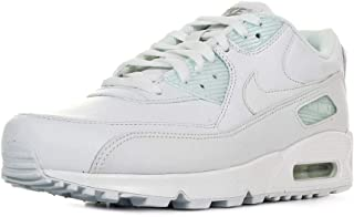 Nike Unisex Adults Air Max 90 Leather Trainers