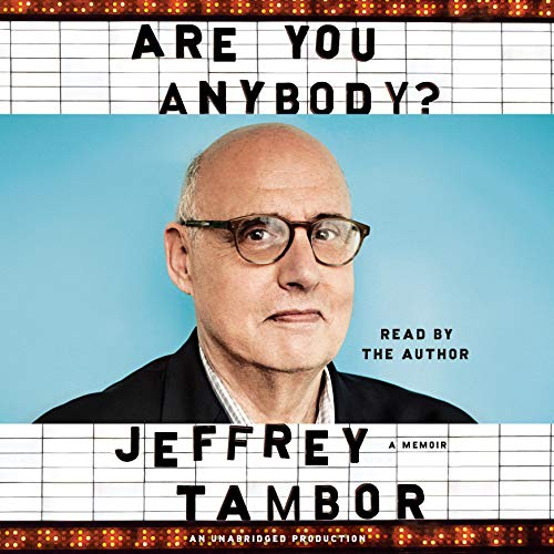 Are You Anybody? audiobook cover art