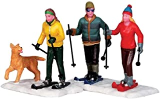Lemax Village Collection, Cross Country Friends, Set of 2 #32131