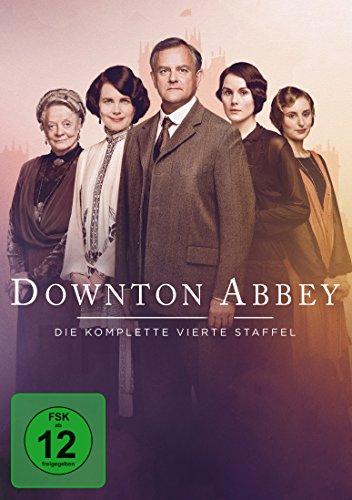 Downton Abbey - Staffel 4 [4 DVDs]