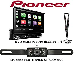 pioneer flip out tv