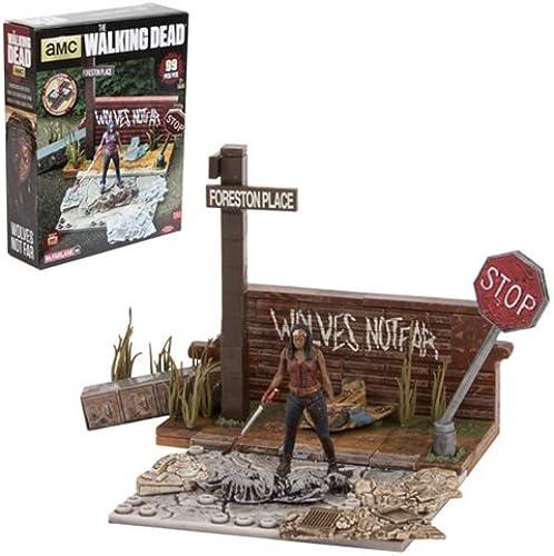 liquidación hasta el 70% Wolves Not Far (The Walking Dead TV) McFarlane Construction Construction Construction Set by Unknown  Envío y cambio gratis.