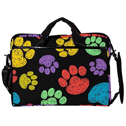 EZIOLY Umhängetasche, Messenger Bag, Umhängetasche, Messenger Bag, Messenger Bag, für 14 Zoll bis 15,4 Zoll Laptops