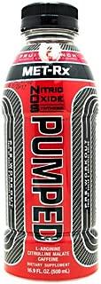 MET-RX NOS Pumped, Fruit Punch 12 Bottles 16.9 FL. OZ.