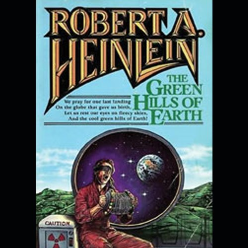 The Green Hills of Earth audiobook cover art