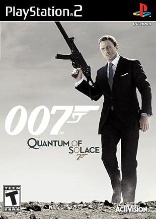 007 Quantum Of Solace Ps2 Original Americano Completo