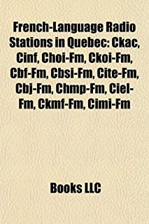 French-Language Radio Stations in Quebec