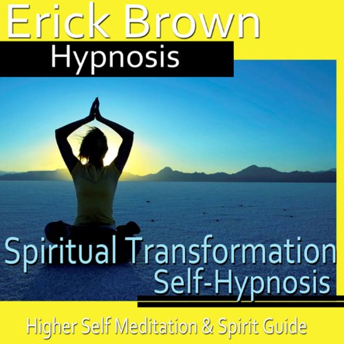 Spiritual Transformation Hypnosis audiobook cover art