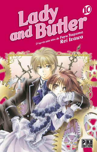 Lady and Butler T10