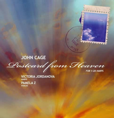 John Cage Postcard from Heaven for 1 20 Harps 2013 05 03 product image