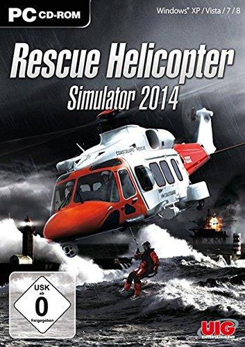 Rescue Helicopter Simulator - [Importación Alemana]