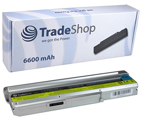 Trade-Shop–Batería de 6600mAh para IBM Lenovo 3000C2008922N10006890768N200V1003000C de 2008922N de 10006890768N de 200V de 100sustituye a 40Y831540Y8322ASM 42T5213ASM 92P1185