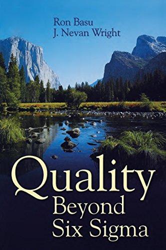 Quality Beyond Six Sigma (English Edition)