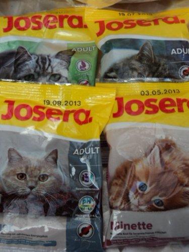 5 Proben Josera Katzenfutter aus der Emotion Line