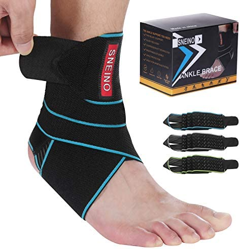 Ankle Brace for Women Men Ankle Brace Stabilizer Ankle Brace for Women Sprained Ankle Running product image