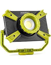 Foco LED 48 LEDS Luz de Trabajo LED 1600LM 20W Portátil Recargable con Abrazadera con Imán Iluminación Tac Modo SOS Foco Campamento Emergencia Carga rápida 2.1 A para Camión Tractor Taller en Construcción