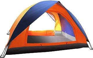 Sisizhang Double People dubbeltäckare Outdoor Leisure Travel dubbeldörrstält tält