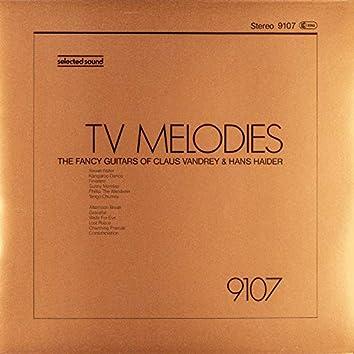 Tv Melodies (The Fancy Guitars of Claus Vandrey & Hans Haider)