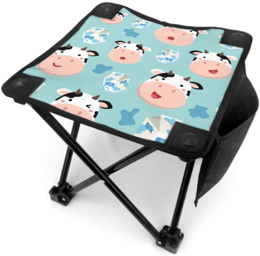 Ranking TOP13 MOVTBA Folding Stool Camping White Nutritious Milk C Drink Large-scale sale