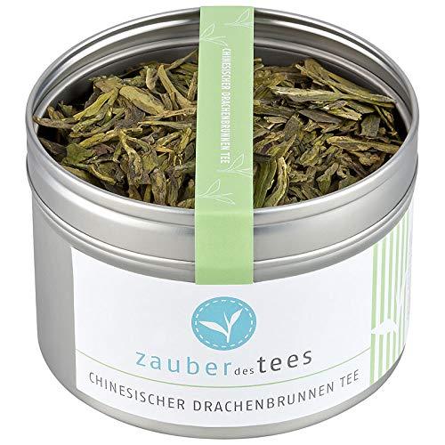 Zauber des Tees Chinesischer Drachenbrunnen Tee, 45g