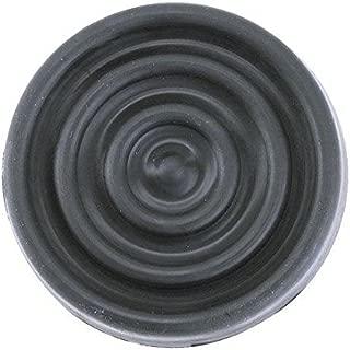 Brake Pedal Pad, Round, Rubber