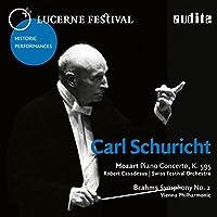 Brahms/Mozart: Lucerne Festiva