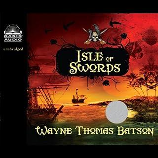 Isle of Swords audiobook cover art