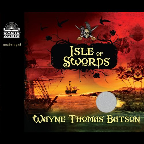 Isle of Swords audiobook cover art