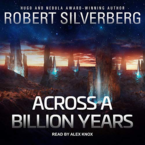 Across a Billion Years audiobook cover art