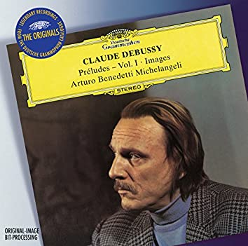 Debussy: Preludes (I); Images