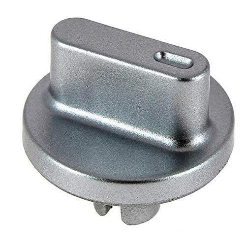 Bouton de minuterie gris pour Four Seb