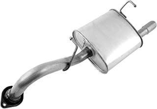 Walker 53757 Quiet-Flow Stainless Steel Muffler Assembly