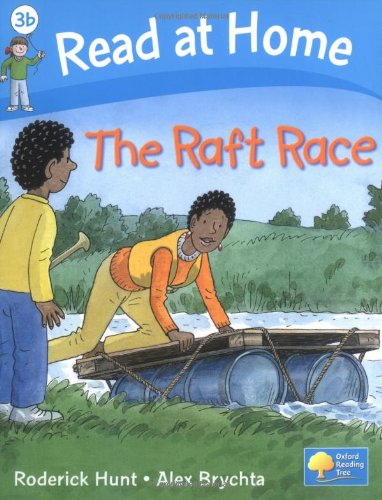 The Raft Race (Read at Home Level 3b)の詳細を見る