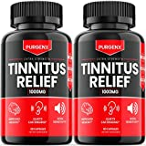 Tinnitus Relief Capsules for Ringing Ears Infection Lipo Flavonoid...