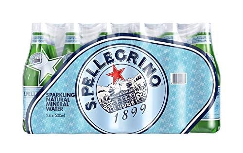 『サンペレグリノ (S.PELLEGRINO) 炭酸水 PET 500ml [直輸入品] × 24本』の4枚目の画像
