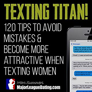 Texting Titan! cover art