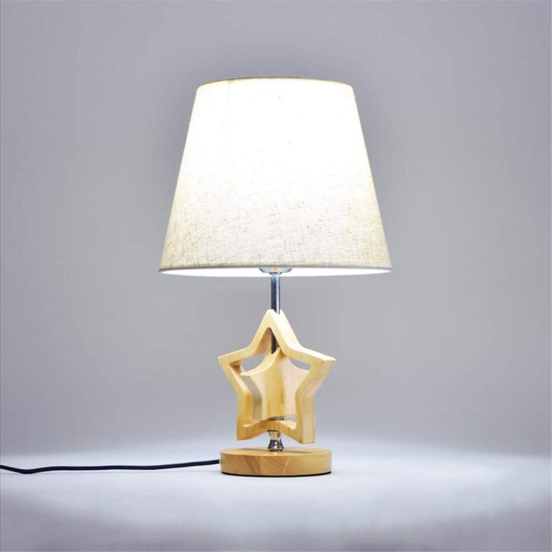 Nachtlicht[Kopie] -Dekorative Tischlampe Schlafzimmer Kinder Nachttischlampe Kreative Romantische Einfache Moderne Hochzeit Home Fashion Hochzeitsgeschenk Licht