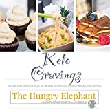 Keto Cravings: 40+ essential low carb, high fat recipes to help you on your weight loss journey.