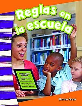 Paperback Reglas En La Escuela (Rules at School) (Spanish Version) [Spanish] Book
