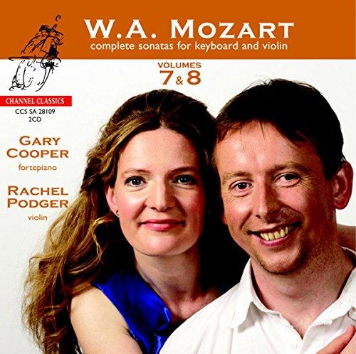 Violin Sonatas 7 & 8